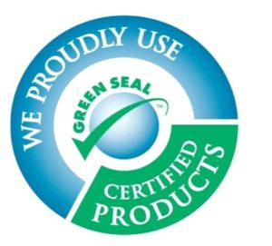 Certified Environmentally Friendly Cleaning